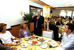 O deputado federal Claudio Diaz durante reunião com a executiva nacional do PSDB. FOTO: Lucas Uebel/Preview.com