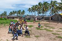 Quifuki Island, Mozambique