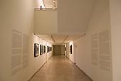 EXHIBITION MUSEUM OF CONTEMPORARY ART ESTEBAN VICENTE