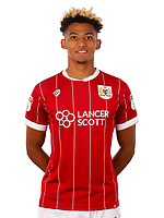 Lloyd Kelly of Bristol City  - Mandatory by-line: Matt McNulty/JMP - 01/08/2017 - FOOTBALL - Ashton Gate - Bristol, England - Bristol City Headshots