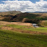 Somewhere between Tongariro National Park and Napier.