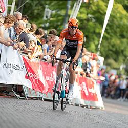 05-08-2019: Wielrennen: Nederlandse profs: Almelo<br />Oscar Riesebeek