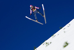 March 23, 2019 - Planica, Slovenia - Cestmir Kozisek of Czech Republic in action during the team competition at Planica FIS Ski Jumping World Cup finals  on March 23, 2019 in Planica, Slovenia. (Credit Image: © Rok Rakun/Pacific Press via ZUMA Wire)