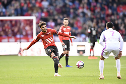 October 28, 2018 - Rennes, France - 08 CLEMENT GRENIER  (Credit Image: © Panoramic via ZUMA Press)