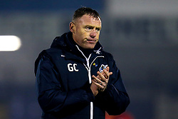 Bristol Rovers manager Graham Coughlan - Mandatory by-line: Robbie Stephenson/JMP - 04/12/2019 - FOOTBALL - Memorial Stadium - Bristol, England - Bristol Rovers v Leyton Orient - Leasing.com Trophy
