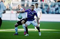 Fotball , 23. juli  2015 ,   Europa League - Qualification<br /> Odd - Shamrock Rovers<br /> Brandon Miele , Rovers<br /> Steffen Hagen , Odd