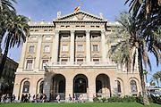 Military Government Building / Gobierno Militar, Barcelona, Spain