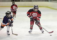 Salisbury Mills, New York - Ice hockey at Ice Time on Nov. 21, 2010.