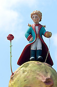 Figurine of The Little Prince (Le Petit Prince), by Antoine de Saint-Exupéry