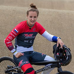 30-08-2020: Wielrennen: BMX - Road to Tokyo & WK 2021: Papendal <br />
