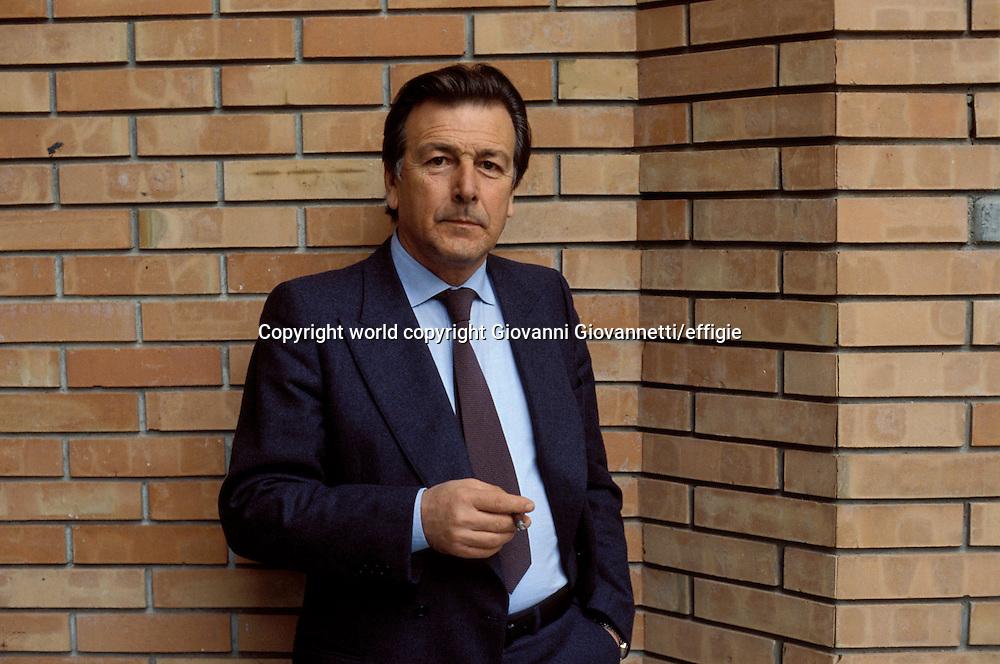 Fulvio Tomizza <br />world copyright Giovanni Giovannetti/effigie / Writer Pictures<br /> <br /> NO ITALY, NO AGENCY SALES / Writer Pictures<br /> <br /> NO ITALY, NO AGENCY SALES