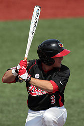 26 April 2014:   Joe Kelch during an NCAA Division 1 Missouri Valley Conference (MVC) Baseball game between the Southern Illinois Salukis and the Illinois State Redbirds in Duffy Bass Field, Normal IL