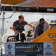 Sébastien Rogues et Bertrand Castelnérac sur GDF SUEZ