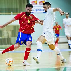 20210306: SLO, Futsal - Qualifier for EURO 2022,  Slovenia vs Spain