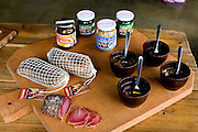 Venda Nova do Imigrante_ES, Brasil...Detalhe de produtos Sitio Lourenco...Detail of Sitio Lourenco products...Foto: LEO DRUMOND / NITRO