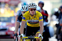 Sykkel<br /> Tour de France 2011<br /> 10.07.2011<br /> Foto: PhotoNews/Digitalsport<br /> NORWAY ONLY<br /> <br /> 9th stage / Issoire - Saint-Flour<br /> <br /> HUSHOVD Thor (TEAM GARMIN - CERVELO - NOR)