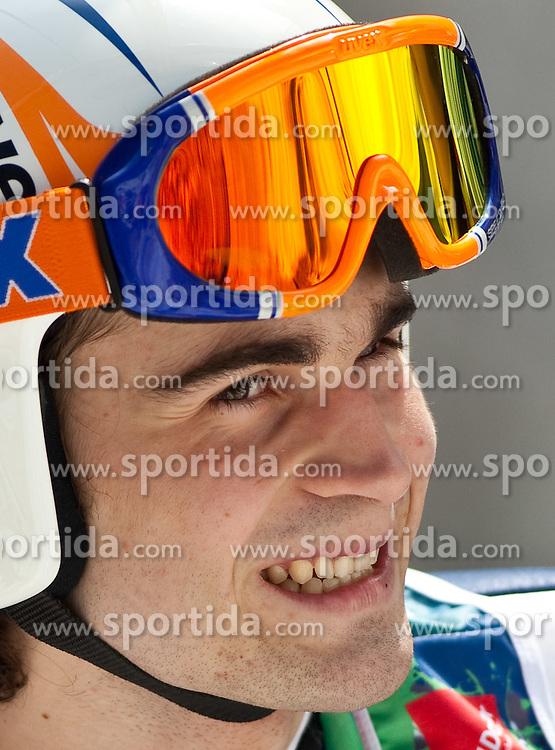 20.03.2010, Planica, Kranjska Gora, SLO, FIS SKI Flying World Championships 2010, Flying Hill Individual 3rd Round, im Bild Robert Hrgota, ( SLO, #2 ), EXPA Pictures © 2010, PhotoCredit: EXPA/ J. Groder / SPORTIDA PHOTO AGENCY