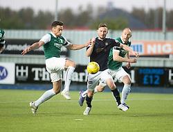 Falkirk's Bob McHugh. Falkirk 3 v 2 Hibernian, Scottish Premiership play-off final, played 13/5/2016 at The Falkirk Stadium.
