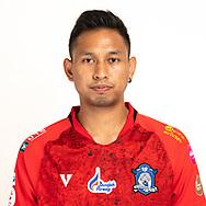 THAILAND - JUNE 03: Ronnachai Rangsiyo #14 of Chiangmai FC on June 03, 2019.<br /> .<br /> .<br /> .<br /> (Photo by: Naratip Golf Srisupab/SEALs Sports Images/MB Media Solutions)
