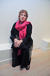 DAME ANNE LESLIE at an exhibition of photographic portraits by Bryan Adams entitled 'Hear The World' at The Saatchi Gallery, King's Road, London on 21st July 2009.