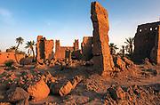 Palmerie de Skoura, Morocco