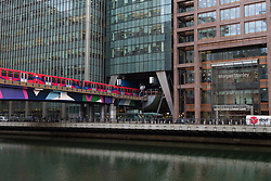 General view of Morgan Stanley's UK headquarters, in Canary Wharf, London. The bank is one of several rumoured to be planning a move to Frankfurt after the UK's decision to leave the European Union. Picture date: Wednesday November 23rd,  2016. Photo credit should read: Matt Crossick/EMPICS Entertainment