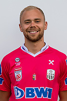 Download von www.picturedesk.com am 16.08.2019 (13:58). <br /> PASCHING, AUSTRIA - JULY 16: Alexander Schlager of LASK during the team photo shooting - LASK at TGW Arena on July 16, 2019 in Pasching, Austria.190716_SEPA_19_046 - 20190716_PD12442