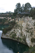 Lake Taupo Bungy, Lake Taupo, New Zealand<br />