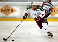 Ishockey<br /> GET-Ligaen<br /> 11.10.07<br /> Jordal Amfi<br /> Vålerenga VIF - Frisk Asker Tigers<br /> Cameron Abbott<br /> Foto - Kasper Wikestad