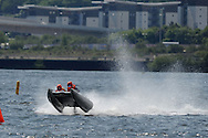 UK Formula Future & Thundercats powerboat racing at Cardiff Bay, Cardiff, South Wales on Saturday 25th May 2013. pic by Andrew Orchard, Andrew Orchard sports photography