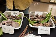 TARO kalo<br /> Curators: James Keach, Susan Miyasaka & Roshan Paudel, University of Hawai'i Taro Breeding Team Chefs: Charlie Reppun and Paul Reppun