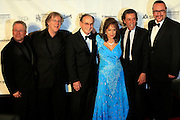 Inductees Alan Menken, Phil Ramone, Hal David, Loretta Lynn, Albert Hammond and Desmond Child at The 2008 Songwriters Hall of Fame Awards Induction Ceremony held at The Marriott Marquis Hotel on June 19, 2008 ..The Songwriters Hall of Fame celebrates songwriters, educates the public with regard to their achievements, and produces a spectrum of professional programs devoted to the development of new songwriting talent through workshops, showcases and scholarships. The sonwriters Hall of Fame was founded in 1969 by songwriter Johnny Mercer and publishers Abe Olman and Howie Richardson