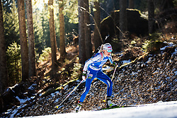 Kaisa Makarainen (FIN) during the Women 15 km Individual Competition at day 2 of IBU Biathlon World Cup 2019/20 Pokljuka, on January 23, 2020 in Rudno polje, Pokljuka, Pokljuka, Slovenia. Photo by Peter Podobnik / Sportida