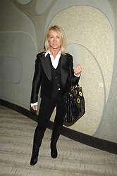 KAREN MILLEN at the launch party for 'The End of Summer Ball' in Berkeley Square held at Nobu Berkeley, 15 Berkeley Street, London on 7th April 2008.<br /><br />NON EXCLUSIVE - WORLD RIGHTS