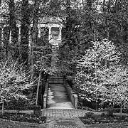 Secobeck Hall on the University of Mary Washington campus in Fredericksburg, VA.