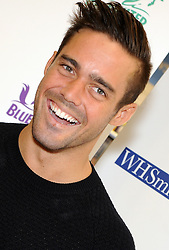 © Licensed to London News Pictures. 02/11/2013<br /> Spencer Matthews.<br /> Made in Chelsea book signing (Life and Style Essentials) with<br />   Jamie Laing,Binky and Spencer Matthews  at W H SMITHS at Bluewater,Kent.<br /> Photo credit :Grant Falvey/LNP