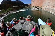 Colorado River Grand Canyon ArizonaThe Grand Canyon, Arizona.Rafting, Colorado River, The Grand Canyon, Arizona.