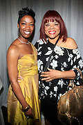 """Felicia Fletcher, Alize Diamond Awardee and Jaime Foster at The Ludacris Foundation 5th Annual Benefit Dinner & Casino Night sponsored by Alize, held at The Foundry at Puritan Mill in Atlanta, Ga on May 15, 2008.. Chris """"Ludacris"""" Bridges, William Engram and Chaka Zulu were the inspiration for the development of The Ludacris Foundation (TLF). The foundation is based on the principles Ludacris learned at an early age: self-esteem, spirituality, communication, education, leadership, goal setting, physical activity and community service. Officially established in December of 2001, The Ludacris Foundation was created to make a difference in the lives of youth. These men have illustrated their deep-rooted tradition of community service, which has broadened with their celebrity status. The Ludacris Foundation is committed to helping youth help themselves."""