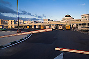The new long-distance bus station in Tetouan, Morocco.