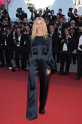 Sandrine Kiberlain attending the Closing Ceremony during the 70th annual Cannes Film Festival held at the Palais Des Festivals in Cannes, France on May 28, 2017 as part of the 70th Cannes Film Festival. Photo by Nicolas Genin/ABACAPRESS.COM