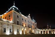 Białystok. Pałac Branickich zwany Wersalem Północy