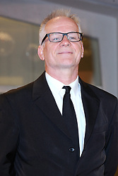 Thierry Fremaux attending The Leisure Seeker Premiere during the 74th Venice International Film Festival (Mostra di Venezia) at the Lido, Venice, Italy on September 03, 2017. Photo by Aurore Marechal/ABACAPRESS.COM