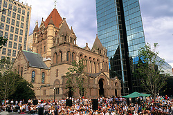 Boston Scenic Copley Square