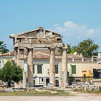 Roman Agora - Athens - Greece