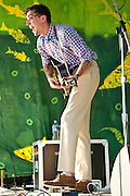 Justin Townes Earle at the 2011 Clearwater Festival, Croton-On-Hudson, NY.