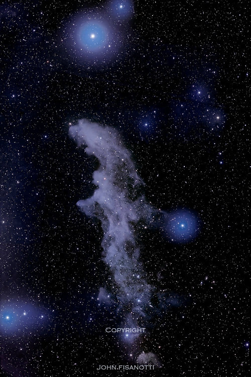 IC 2118 in Orion