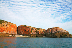 Small sandy inlets at The Sisters, near Talbot Bay on the Kimberley coast.