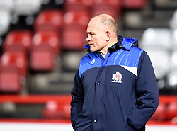 Bristol's Director of Rugby Andy Robinson - Mandatory by-line: Paul Knight/JMP - Mobile: 07966 386802 - 11/12/2015 -  RUGBY - Ashton Gate Stadium - Bristol, England -  Bristol Rugby v Bedford Blues - British and Irish Cup