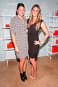 Alana Littler and Lauren Roxburgh