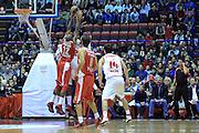 DESCRIZIONE : Milano Eurolega Euroleague 2013-14 EA7 Emporio Armani Milano Olympiacos Piraeus<br /> GIOCATORE : CedricSimmons<br /> CATEGORIA : Rimpallo<br /> SQUADRA :  Olympiacos Piraeus<br /> EVENTO : Eurolega Euroleague 2013-2014 <br /> GARA : EA7 Emporio Armani Milano Olympiacos Piraeus<br /> DATA : 09/01/2014 <br /> SPORT : Pallacanestro <br /> AUTORE : Agenzia Ciamillo-Castoria/I.Mancini<br /> Galleria : Eurolega Euroleague 2013-2014 <br /> Fotonotizia : Milano Eurolega Euroleague 2013-14 EA7 Emporio Armani Milano Olympiacos Piraeus <br /> Predefinita